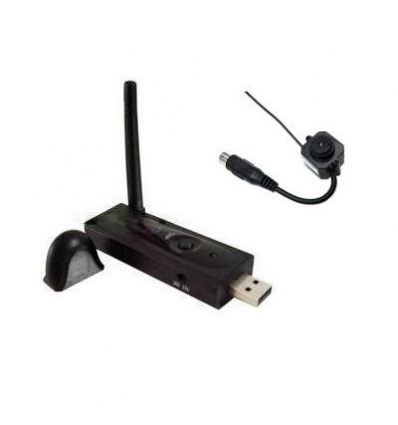 USB belaidis imtuvas su kamera (2.4GHz)
