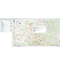Metinis mokestis už GPS gsTrack.eu serverį ir paslaugas