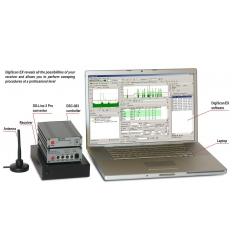 Radiomonitoringo kompektas DigiScan EX Pro