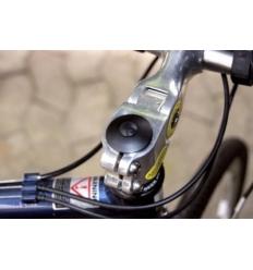 GPS seklys dviračiui