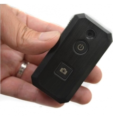 Degtukų dėžutės dydžio įrašymo įrenginys su 5MP HD kamera