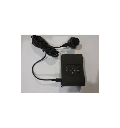 1080p FHD įrašymo įrenginys su išoriniu PIR davikliu