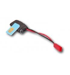 GSM pasiklausymo įrenginys su ypač ilgu baterijos budėjimo laiku