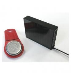 Profesionalus diktofonas EDIC-mini Tiny+ su saulės baterijomis