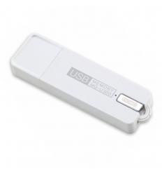 Slaptas diktofonas uzmaskuotas USB atmintineje