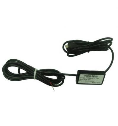 GPS seklio m7 automobilinis maitinimo adapteris