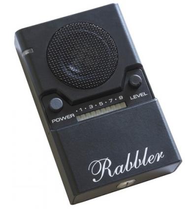 Rabbler - garso pasiklausymo įrangos slopintuvo nuoma