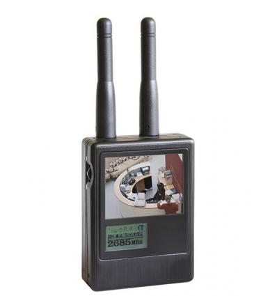 Bevielių kamerų detektorius WCH-250X