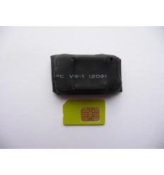 Mikro GSM pasiklausymo įrenginys su atskambinimo funkcija